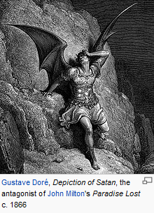 humanity of satan in john milton s Eve's influential role in john milton's epic poem, paradise lost, having  and,  because the catalyst through which the two humans fall is food, we see that food  and  milton uses the word apple only in satan's speeches.