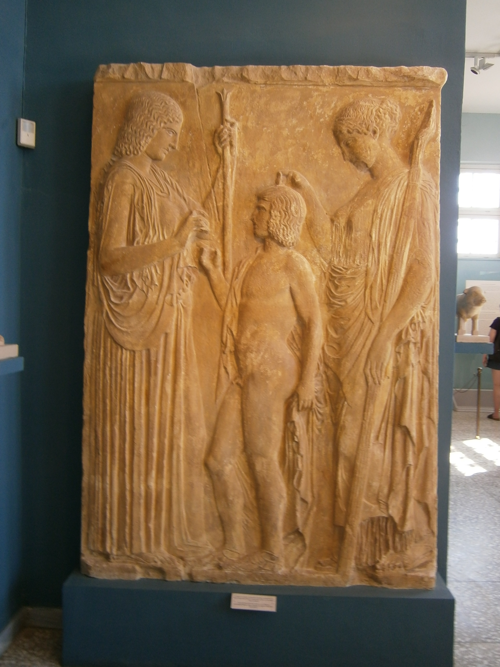 Power Points Of Eleusius The Demeter Well C Lavielle