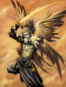 Archangel Michael, by Ishthar art.jpg