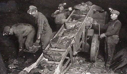 Coal Miners, Westmoreland, County, Pennsylvania
