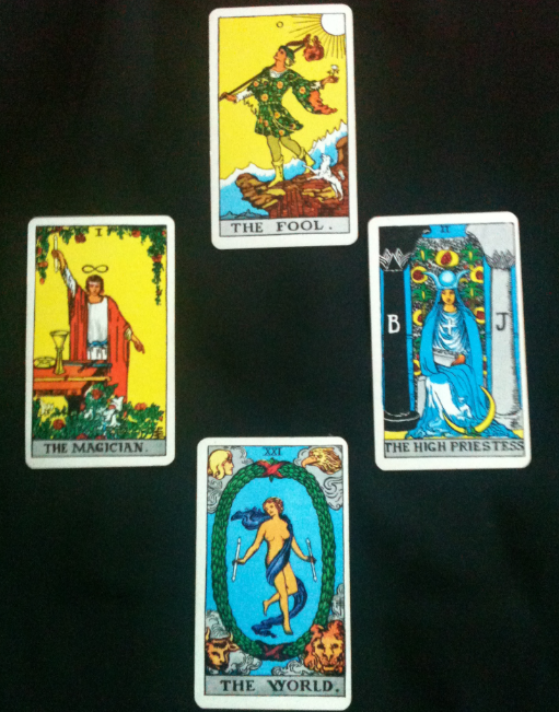 2 Tarot_spread,_basic