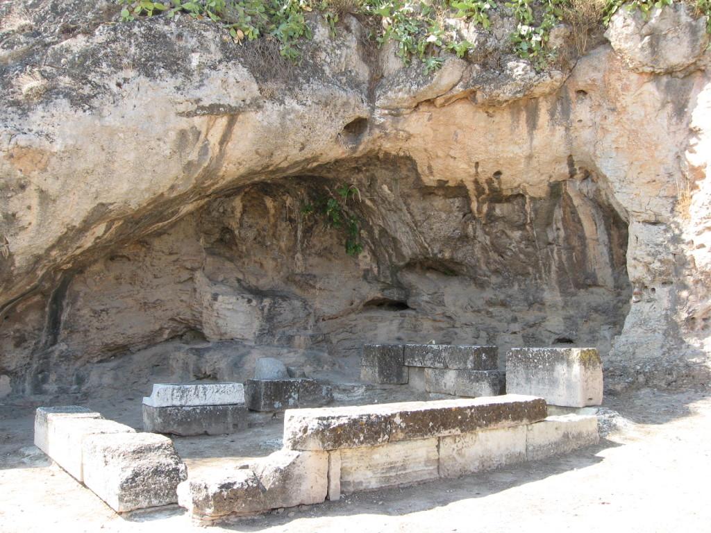 The Ploutonion at Elefsina