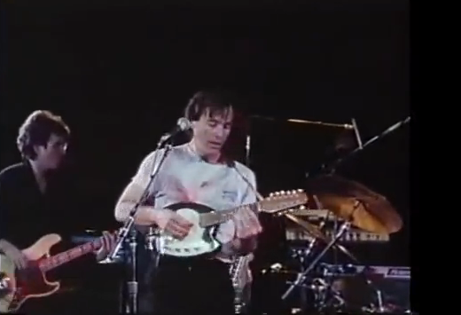 "Ry Cooder performing ""Jesus on the Mainline"""