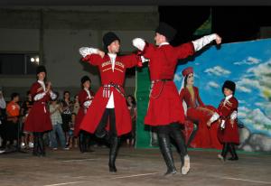 Modern Circassians