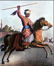Mamluk--artist unknown